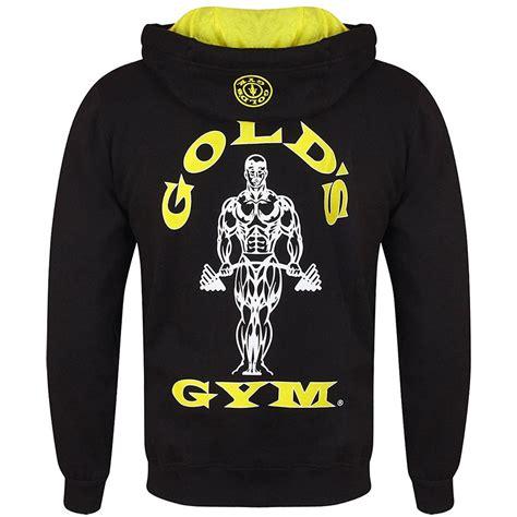 Hoodie Gymsweater Gold S 2017 Joe Zip Hoody Sweater Mens