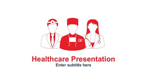 Free Healthcare Presentation Template Healthcare Presentation Templates