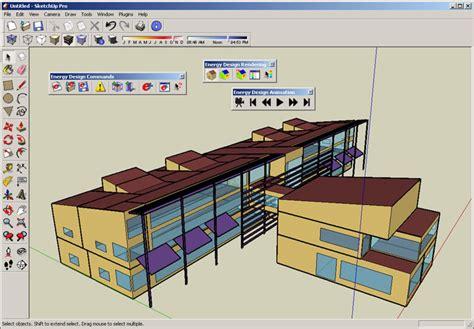 building design program openstudio e sketchup come accelerare la