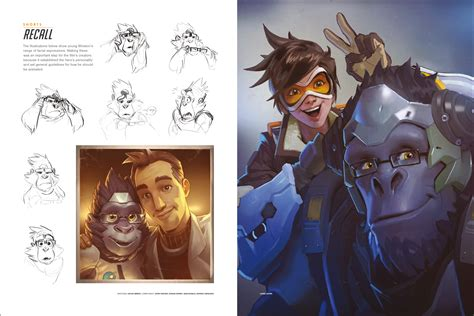 the art of overwatch the art of overwatch przepiękny album z grafikami zajrzyjmy do środka mmo24 pl mmorpg e