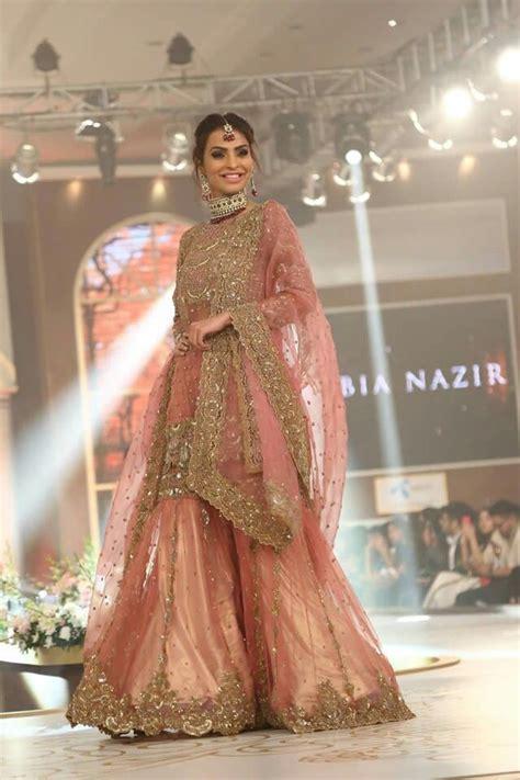 sharara pakistani bridal dresses pakistani