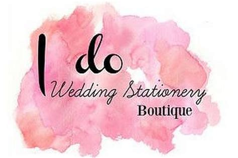 I Do Wedding Stationery by Heath Of I Do Wedding Stationery Will Provide