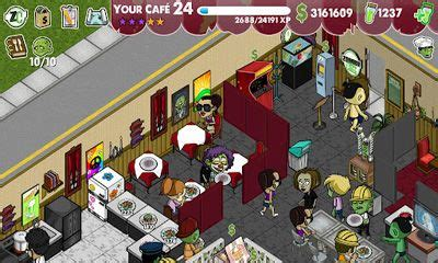 zombie cafe layout tips zombie cafe android apk game zombie cafe free download