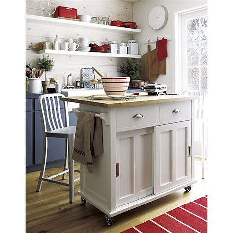 Crate And Barrel Kitchen Island by Belmont White Kitchen Island Kitchen Island Cart Crate
