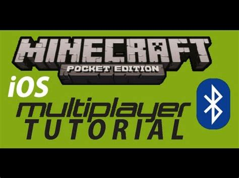 construct 2 multiplayer tutorial minecraft pe bluetooth multiplayer how to make do