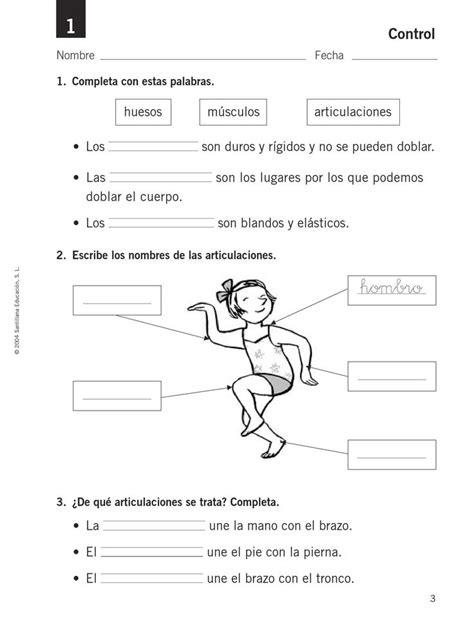 evaluaciones 6 primaria conocimiento medio y evaluaci 211 n conocimiento medio