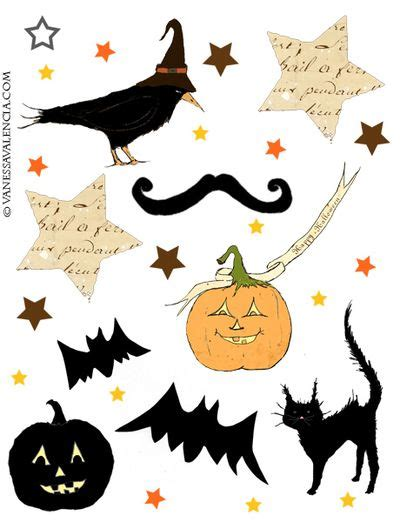 printable free halloween decorations free halloween printables downloads