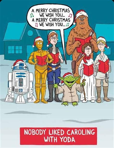 Star Wars Christmas Meme - funny star wars pictures 35 pics