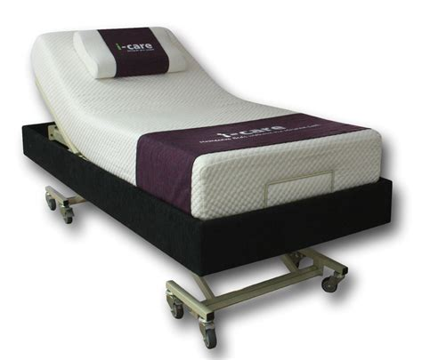 hospital beds  care ic  lo adjustable bed