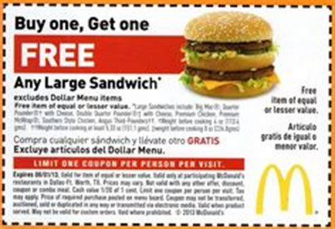 Voucher Macdonald 100 1000 images about deals on get free stuff free stuff and mcdonald s