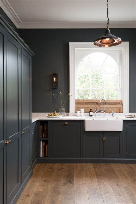 metro cabinet and flooring floor eat kitchen gray wood table shaker cabinet style