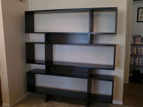 Diy Modern Bookcase modern bookshelf