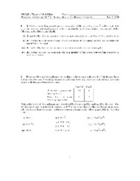 Conditional Probability Worksheet by 13 Best Images Of Get To Me Worksheet Get To