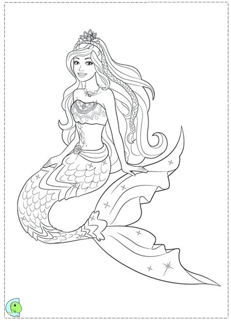 mermaid free printable coloring pages no 28 coloring barbie mermaid coloring book miss adewa 23f1ed473424