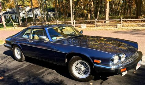 jaguar cars 1990 1990 jaguar xjs12 for sale 2027353 hemmings motor