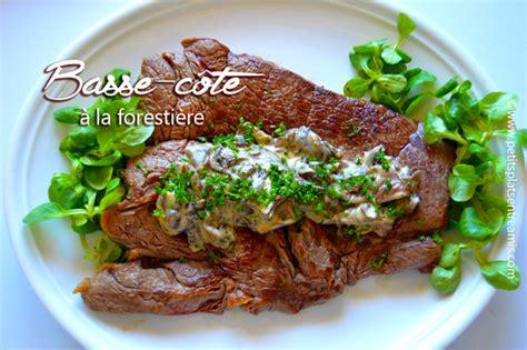 cuisiner basse cote basse c 244 te 224 la foresti 232 re petits plats entre amis