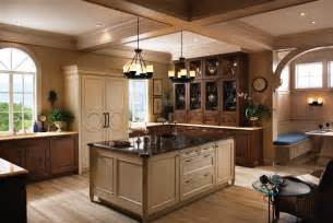 Latest Kitchen Furniture Designs by Kitchen Designs Wood Mode S New American Classics Design