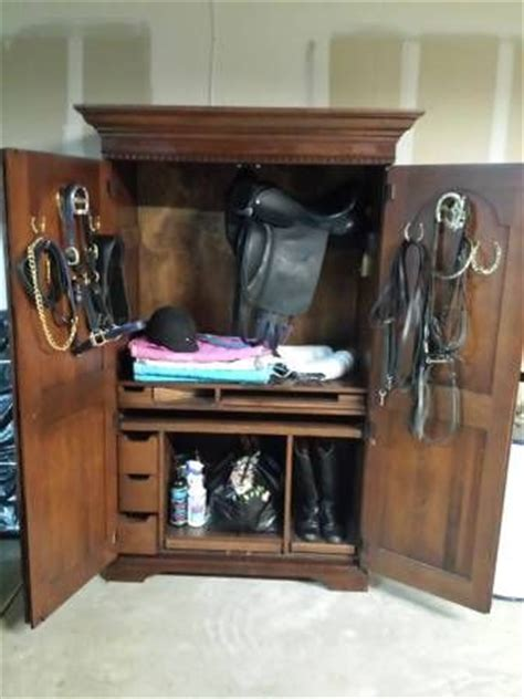 tack armoire 1000 ideas about tack trunk on pinterest tack tack