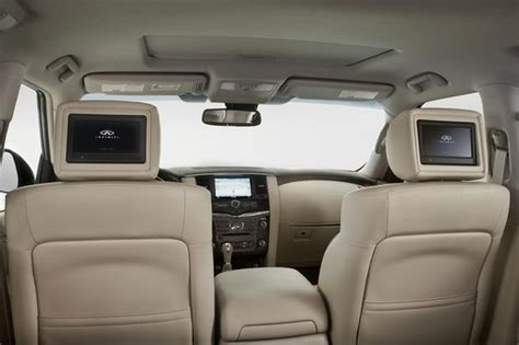 2013 Infiniti Qx56 Interior by 2013 Infiniti Qx56 New Car Review Autotrader