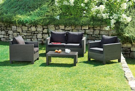 divanetto giardino set divanetto giardino spalato divano 2 poltrone