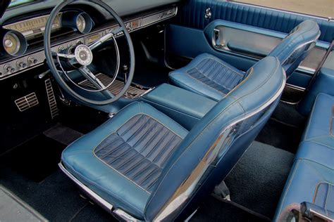 Ford 500 Interior by 1964 Ford Galaxie 500 Xl Convertible 204687