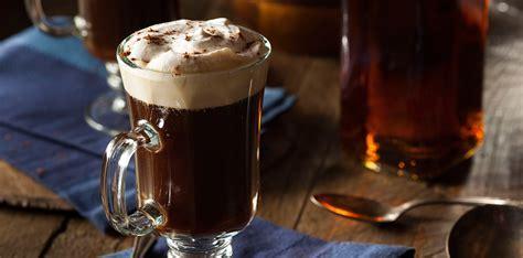 Hot Cocktails: Irish Coffee