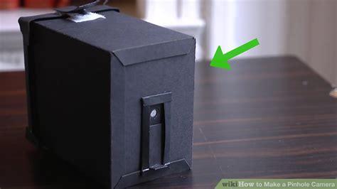 make pinhole 5 ways to make a pinhole wikihow