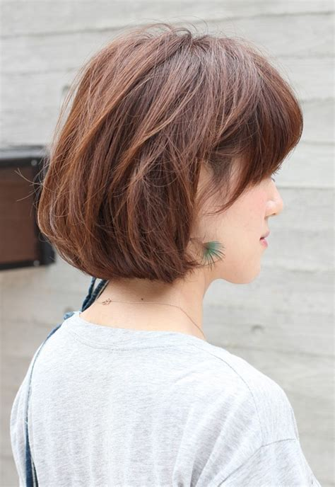 side views of short layeredbobs side view of short messy bob hairstyle hairstyles weekly