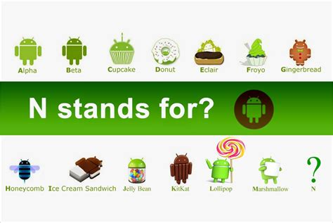android version names android vp hints at nutella as the name of android n