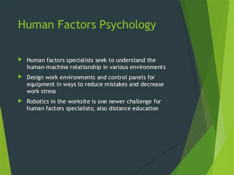 design factors definition industrial and organizational psychology