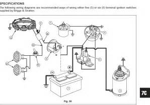 wiring diagram for murray ignition switch yondo tech