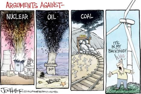 what does not in my backyard mean arguments against nuclear oil coal and wind pic