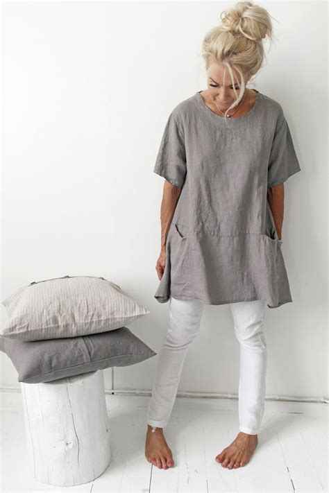 Tunik Zeeta By Dressup 4 Less 1000 ideas about linen tunic on linen dresses