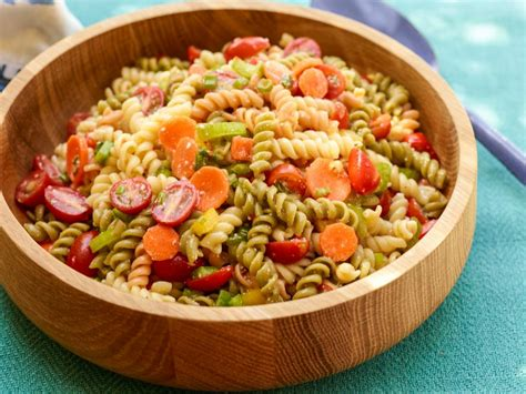 pasta salat summer pasta salad recipes food network grilling side