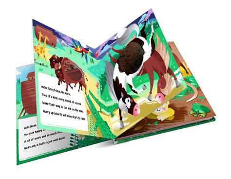 My Touch Feel Bible Board Book Creation Noahs Ark touch and feel bible stories children s bible with touch
