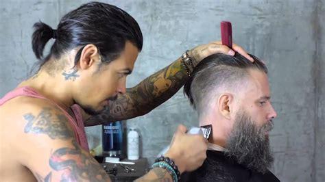 daniel alfonso wiki daniel alfonso haircut 1920 s undercut by daniel alfonso