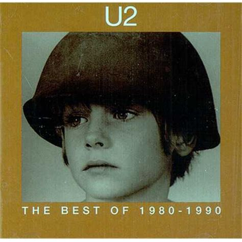 best u2 u2 the best of 1980 1990 us cd album cdlp 409787