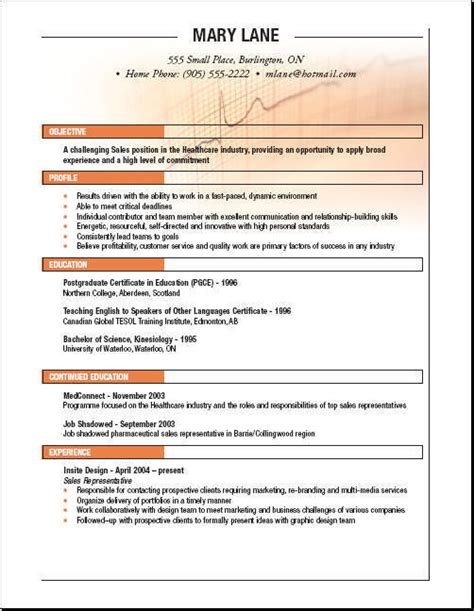 Sample Resume For Canada by Health Care Recruiters Resumes Services Ontario On Canada
