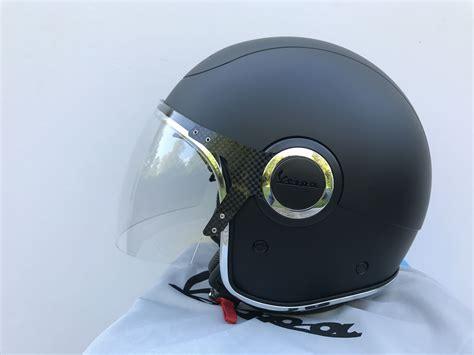 Helm Vespa Cargloss nieuwe helm vespa vj mat zwart l aangeboden vespaforum be