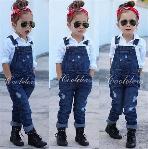 Set Kid Denim 3 2016 fashion summer s clothing set children set