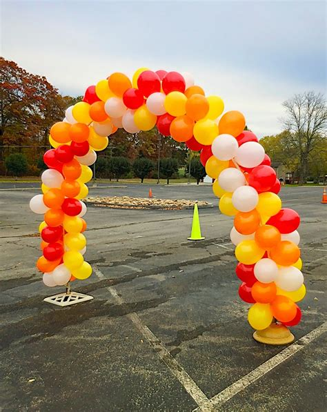 Easy diy balloon arch for around 10 less than perfect life of bliss home diy travel