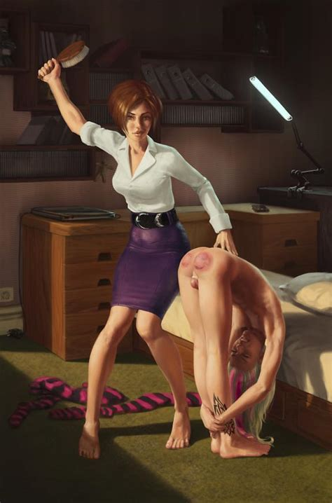 voy spank mother issue s discipline to an accepting daughter