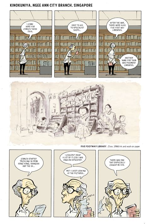 the art of charlie preview sonny liew s the art of charlie chan hock chye the beat