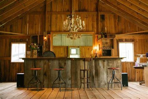 The Barn Bar Rustic Bars The Shellhammer