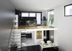 Loft House Design two story loft interior design ideas