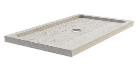 piatti doccia in marmo piatti doccia in marmo su misura marmood