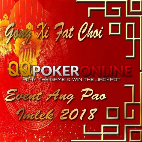 event freechip bonus angpao imlek  qqpokeronline