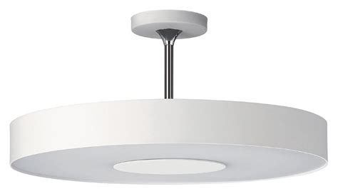 philips 302063148 discus modern white finish 7 75 quot
