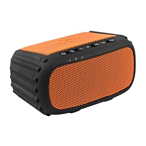 Speaker Bluetooth Portable Waterproof ecoxgear ecorox rugged waterproof portable wireless bluetooth speaker ebay