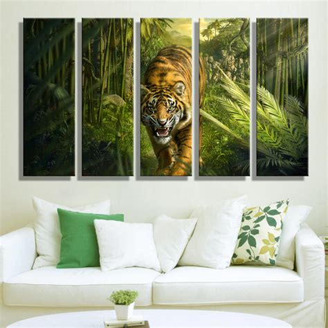 jungle home decor online buy wholesale jungle wall art from china jungle wall art wholesalers aliexpress com